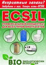 Жидкость дезодорирующая Ecsil для биотуалетов