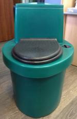Компостный биотуалет Kekkila Ekomatic Green 110 (110 литров)