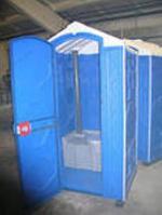 Туалетная кабина Эконом+ в разобранном виде