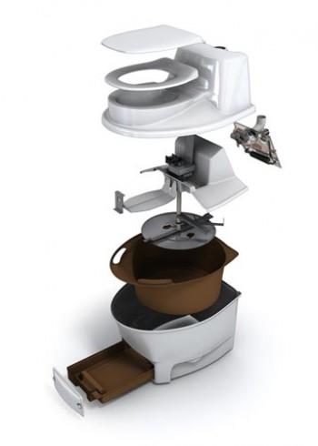туалет Mulltoa